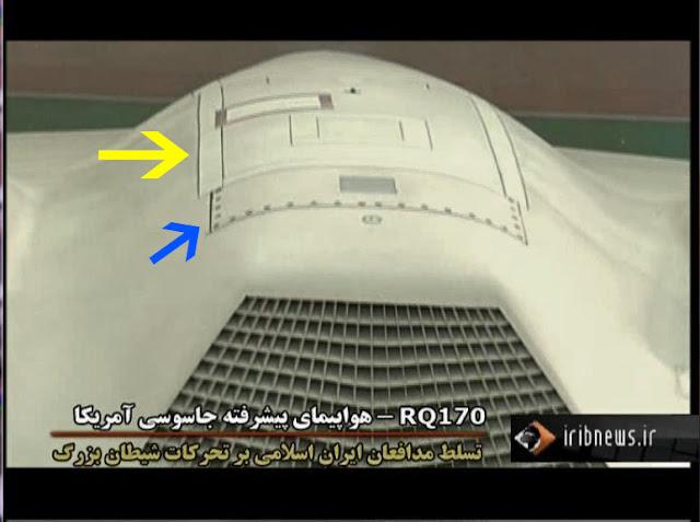 Pesawat canggih RQ-170 SENTINEL