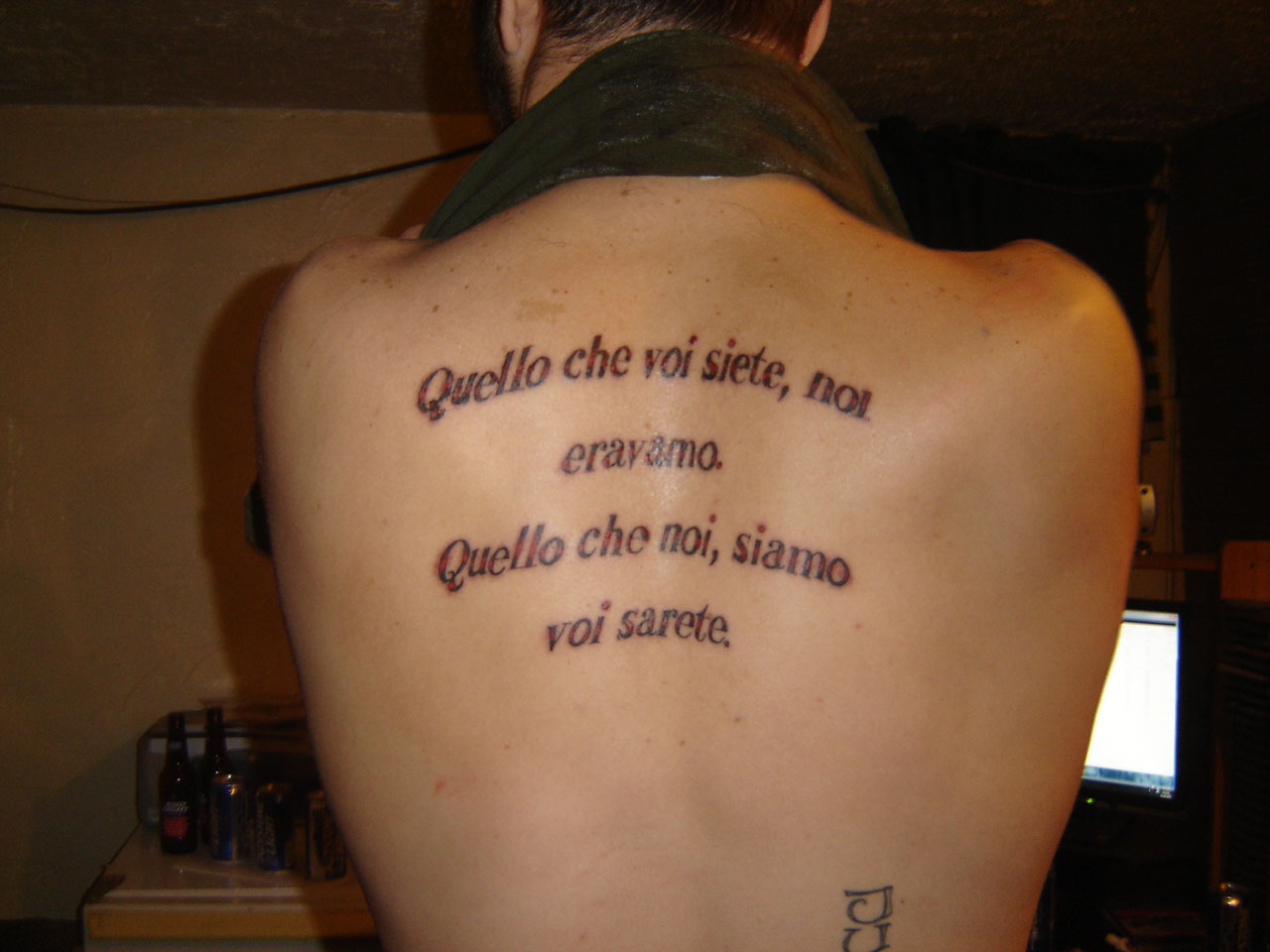 Quotes About Having Tattoos shanninscrapandcrap: T...