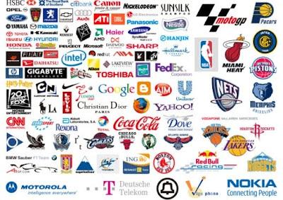 Logo Designs Famous Logos Part 1