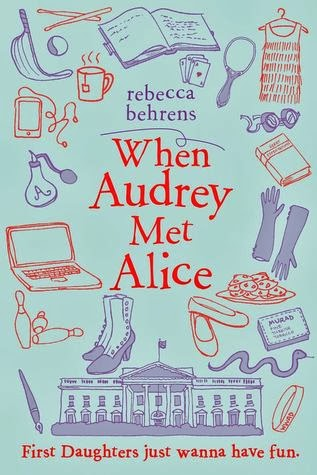 when audrey met alice by rebecca behrens book cover