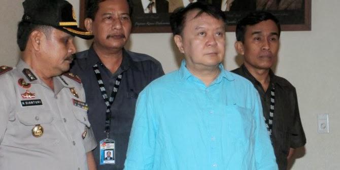Anggoro Widjojo buron terlama yang diburu KPK