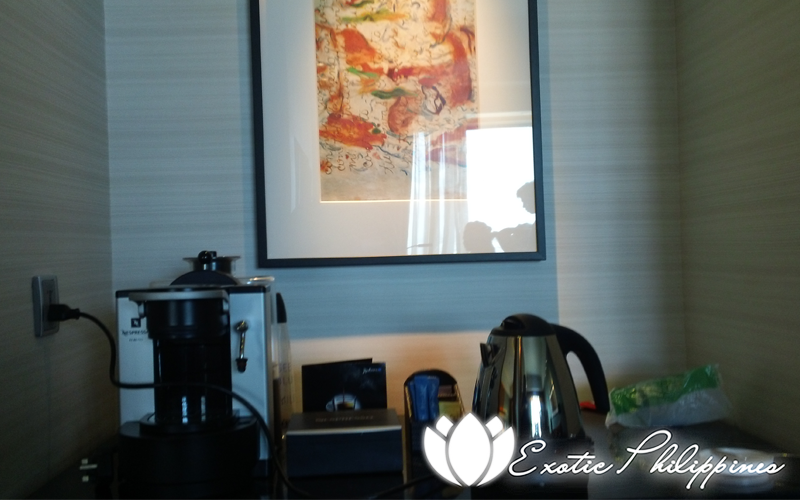 Radisson Blu Hotel Cebu Coffee Maker