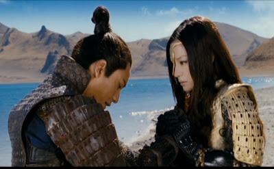general huo and princess Jing