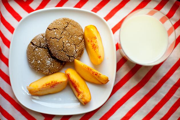 barefoot contessa ginger cookies