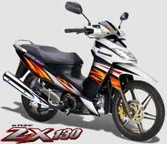 Specifications Kawasaki Kaze ZX130 | Motor Cycle