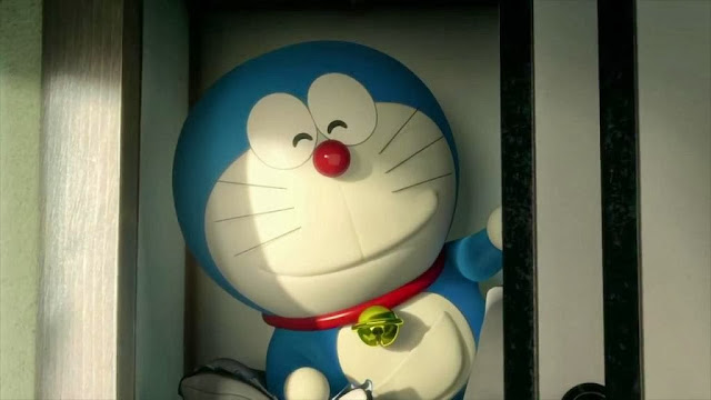 Doraemon Stand By Me 2014