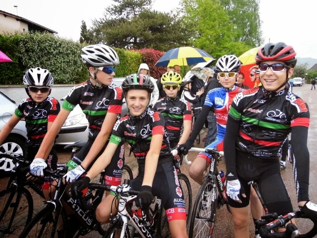 Union cycliste bellevilloise ucb r sultats dimanche 3 mai for Garage peugeot paris nice belleville