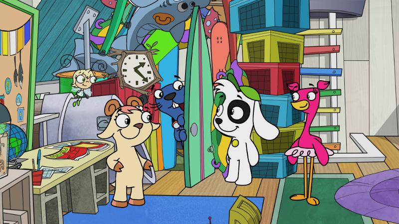 2a. temporada de Doki estreia no Discovery Kids de Férias - Divulgação