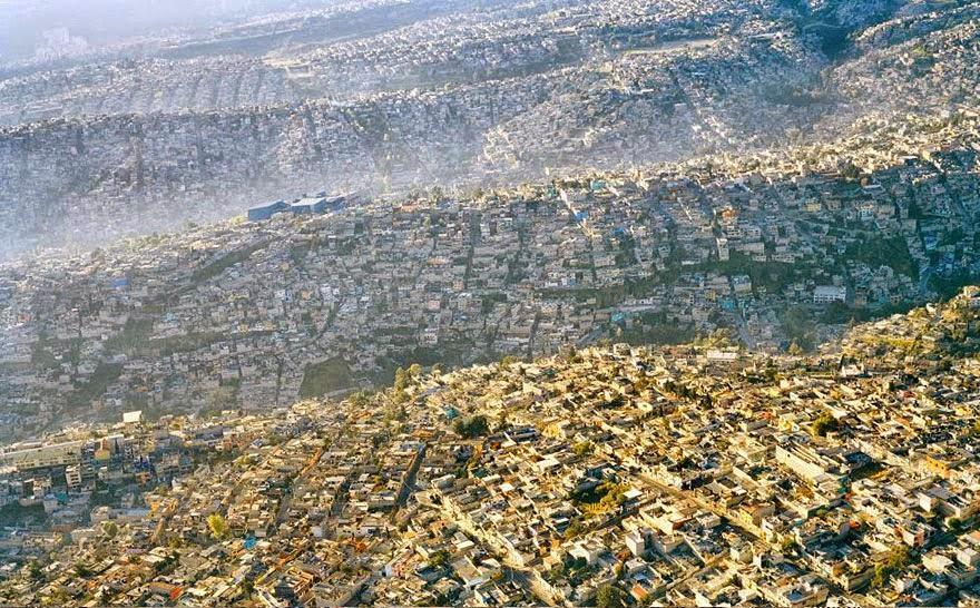 Lanskap Mexico City
