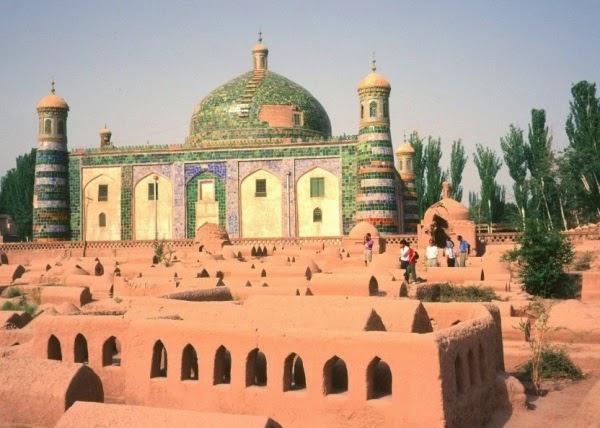 Китай разрушает историю столицы Восточного Туркестана