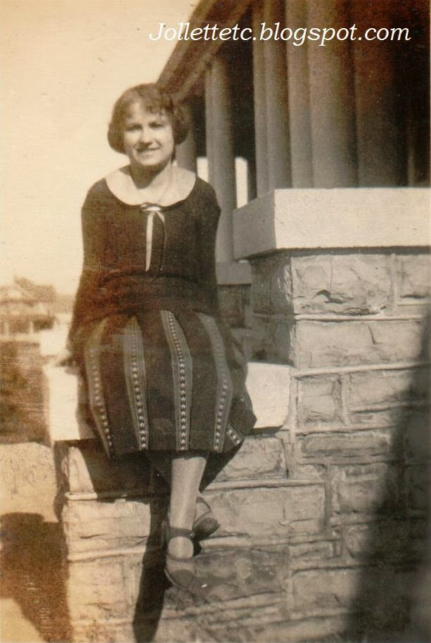 Argene Louise Lauck 1923