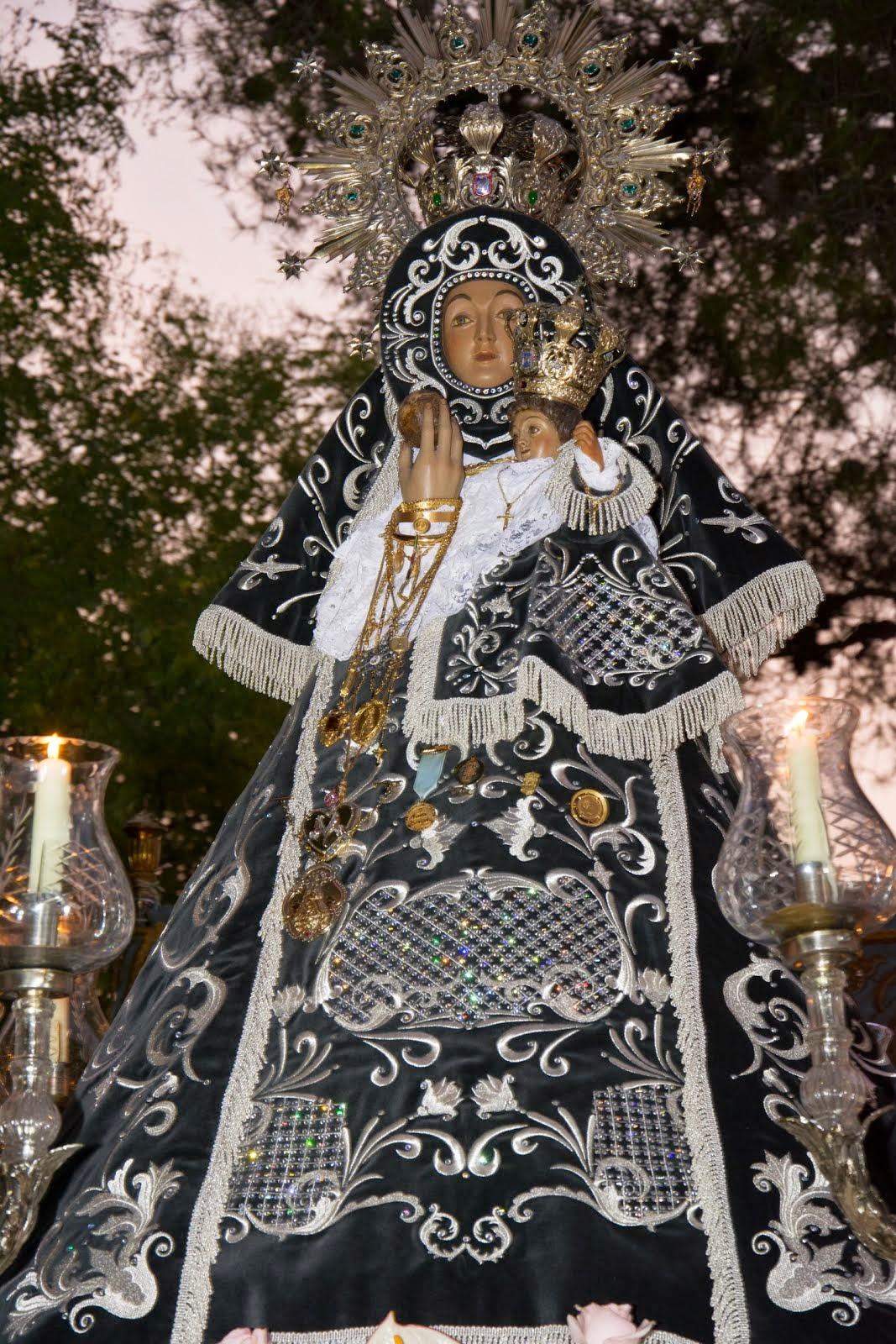 Virgen de Gracia María. Patrona de Caudete