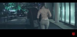 Parisa (#LMET) La bookeuse  dans le clip de Lacrim!