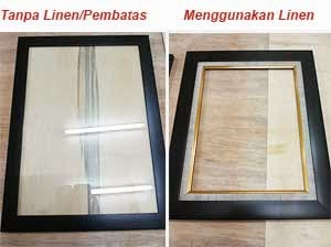 Frame Menggunakan Pembatas