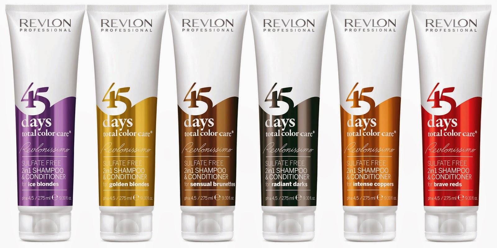 Revlonissimo 45 Days De Revlon Professional Un 10 En Belleza