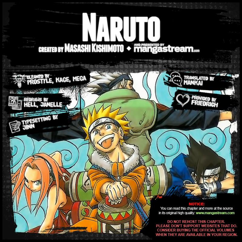Naruto chap 627 Trang 23 - Mangak.info