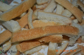 Bread & Buns, bread crumbs, Home Made, Snacks, leftover bread