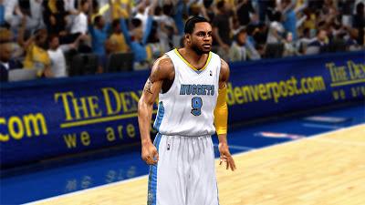 NBA 2K13 Andre Iguodala NBA2K Patch