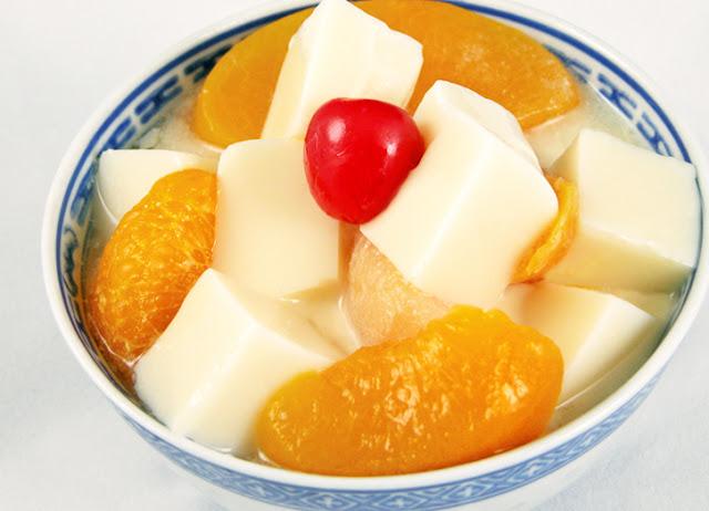 Almond Jelly Recipe