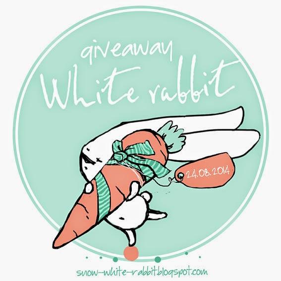 Конфетка от Белого кролика :)