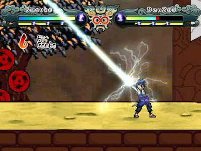 download Game Naruto Mugen Free