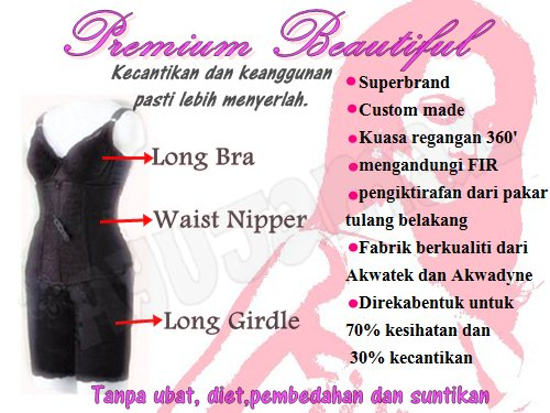 premium beautiful body shaper