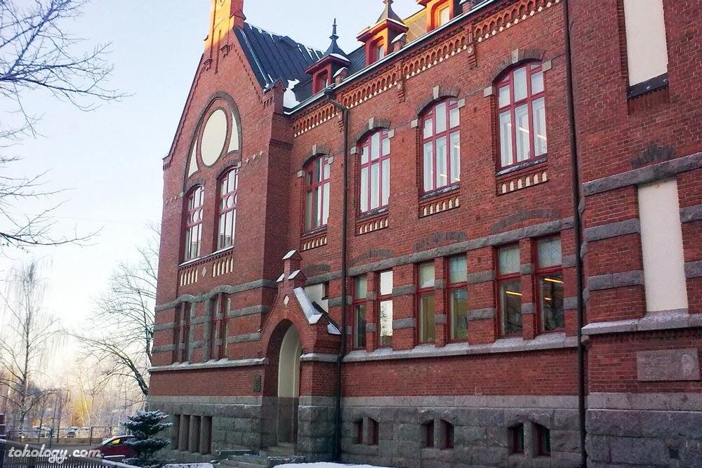 School in Lahti