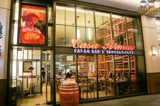 casa armas tapas bar y restaurante