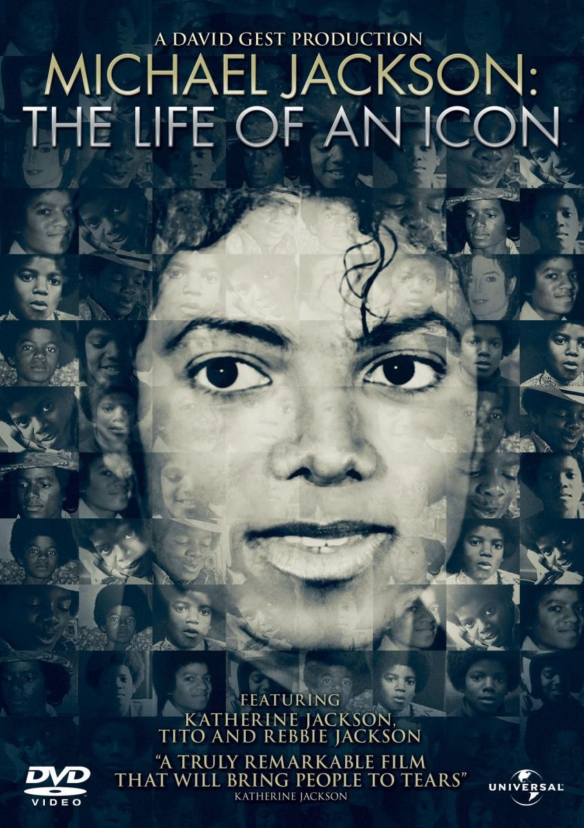 The Michael Jackson Life of an Icon