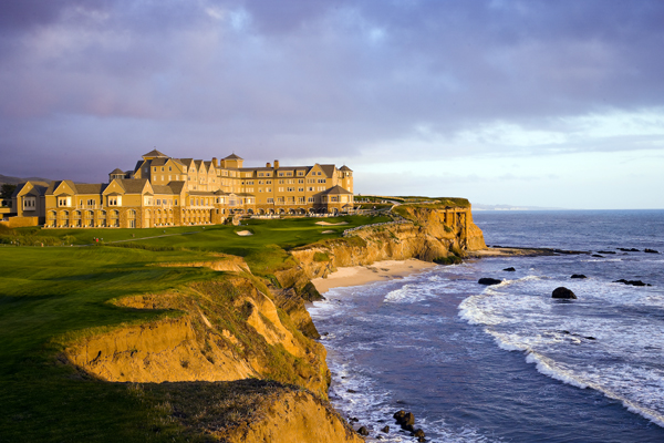 Half Moon Bay Old Course 18th Hole