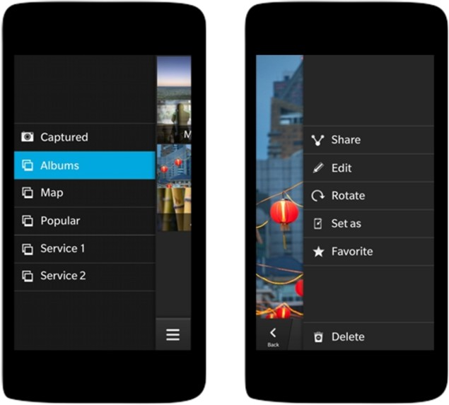 Blackberry 10 Dev Alpha Device