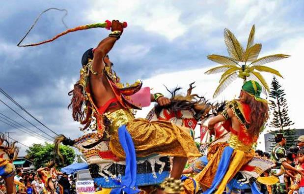 Tari dari Jawa Tengah, Klasik, Tradisional, dan Kreasi Baru
