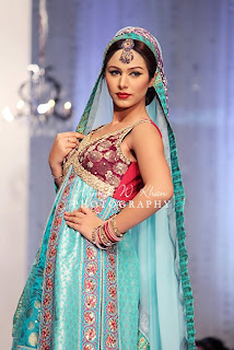 Shaiyanne Malik Dresses at Bridal Couture Week 2011