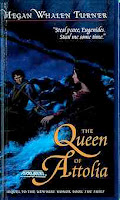 bookcover of QUEEN OF ATTOLIA (The Queen's Thief #2 ) by Megan Whalen Turner
