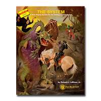 "Free GM Resource: The System (a ""new"" RPG)"