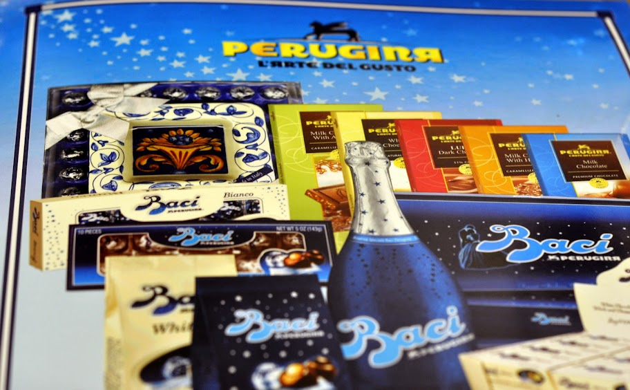 Perugina Chocolates | Taste As You Go