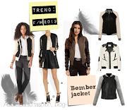 Otoño Invierno 2013: Bomber jacket. Publicado por Elle en 28.1.13 gsdfrsf