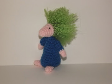 Lemmings amigurumi