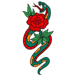 Tatuagem de Cobras