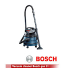Vacuum cleaner Bosch Gas-21