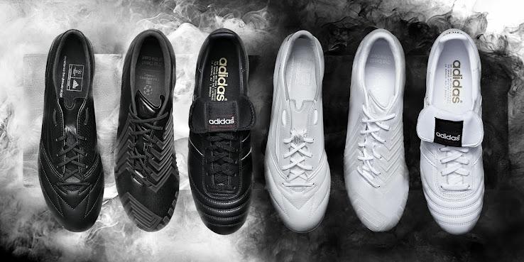 adidas stellt neue schwarze und wei e fu ballschuhe vor nur fussball. Black Bedroom Furniture Sets. Home Design Ideas