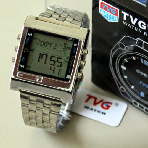 jam tangan tvg remote watch bisa buat remot tv dvd