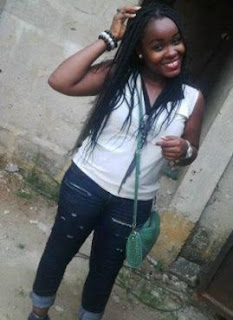 UNIPORT students protest colleague's death