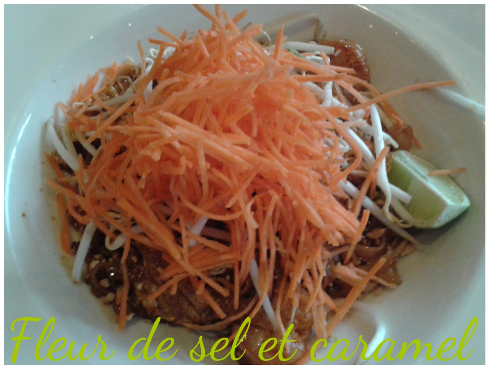 Pad Thaï - Le Wok