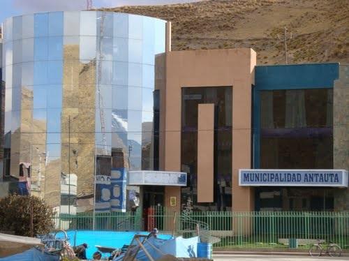 Municipalidad Distrital de Antauta (Melgar)