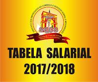 Tabela Saalarial 2017/2018