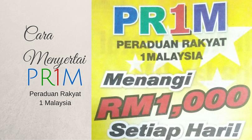 Peraduan Rakyat 1 Malaysia (PR1M)