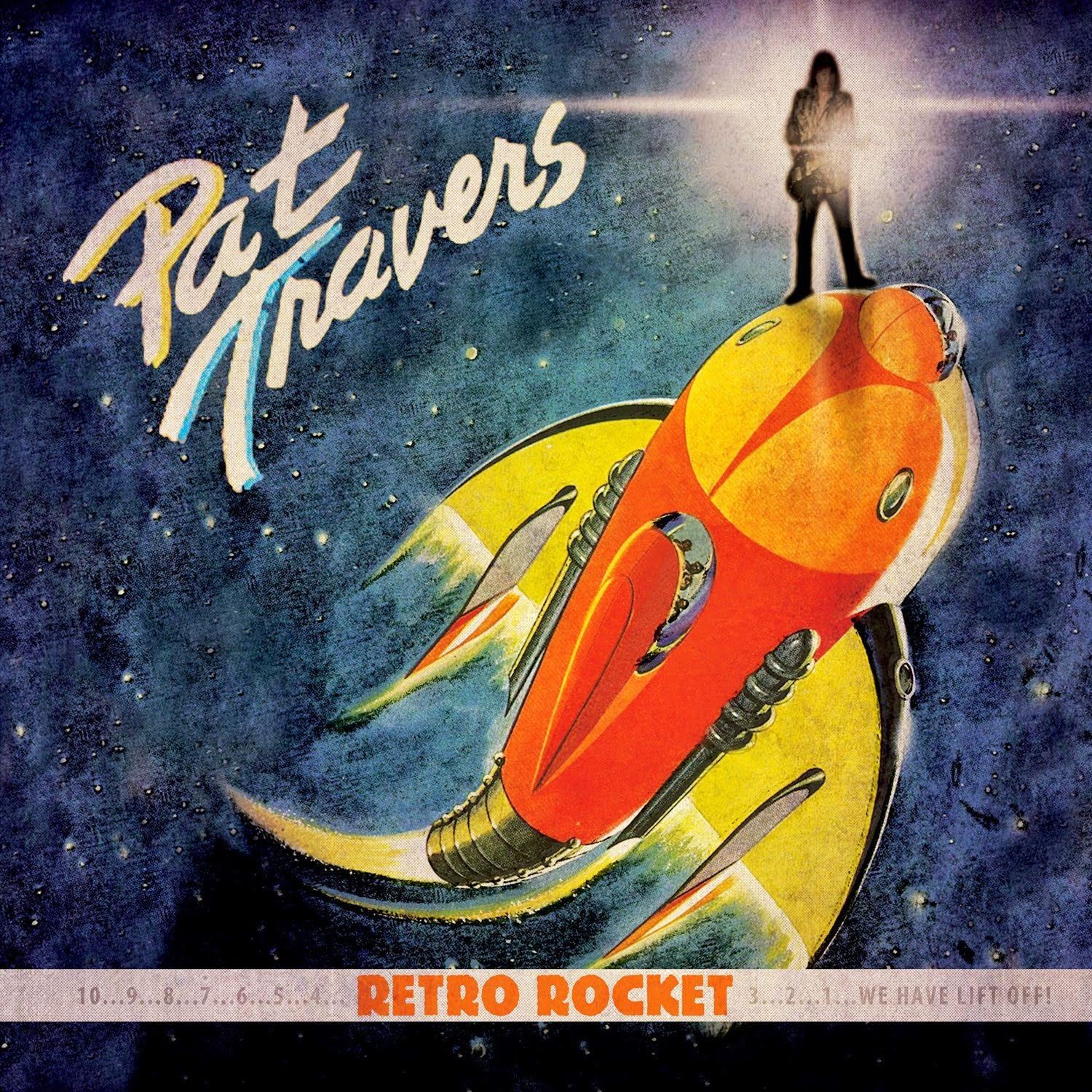 Pat Travers' Retro Rocket