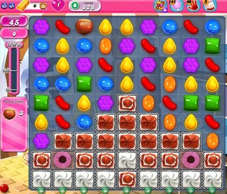 Candy Crush Saga 828
