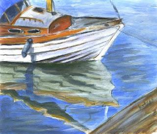 guaj boya stilleri dersleri çalışmaları örnekleri